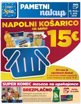 Eurospin katalog do 3.4.