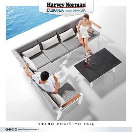 Harvey Norman katalog Vrtno pohištvo 2019