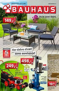 Bauhaus katalog do 05. 05.