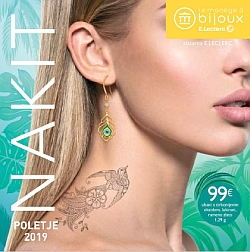 E Leclerc katalog 2019 Ljubljana Nakit – poletje 2019