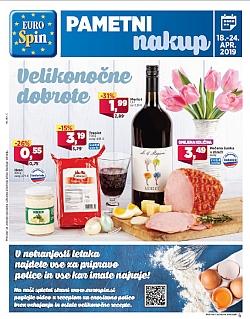Eurospin katalog do 24. 04.