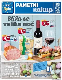 Eurospin katalog do 17. 04.