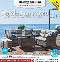 Harvey Norman katalog Pomlad na soncu