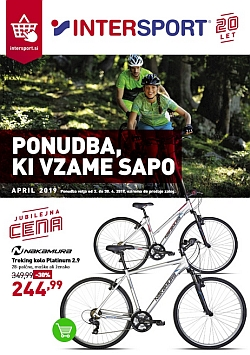 Intersport katalog april 2019