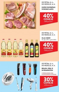 Spar in Interspar vikend akcija do 14. 04.
