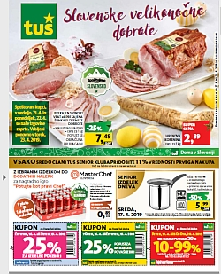 Tuš katalog trgovine in franšize do 20. 04.