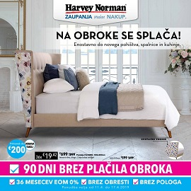 Harvey Norman katalog do 17.4.