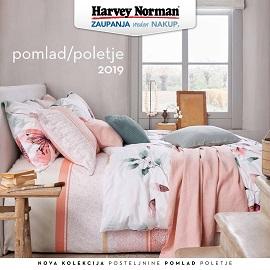 Harvey Norman katalog posteljina