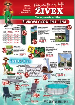 Živex katalog do 08. 06.