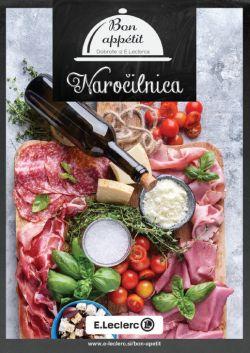 E Leclerc katalog Ljubljana Bon appetit 2019