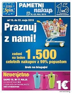 Eurospin katalog do 22. 05.