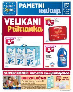 Eurospin katalog do 05. 06.