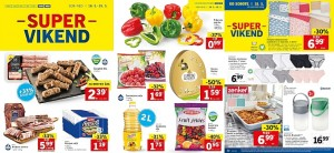 Lidl super vikend do 19. 05.