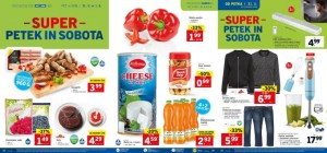 Lidl super petek in sobota do 01. 06.
