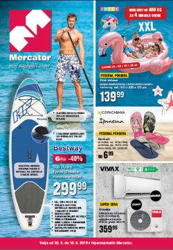 Mercator katalog Poletje do 18. 06.