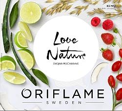 Oriflame katalog maj 2019