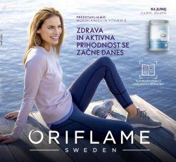 Oriflame katalog junij 2019