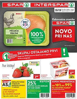 Spar in Interspar katalog do 14. 05.