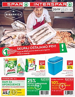 Spar in Interspar katalog do 28. 05.
