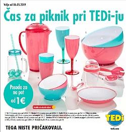 TEDI katalog Čas za piknik