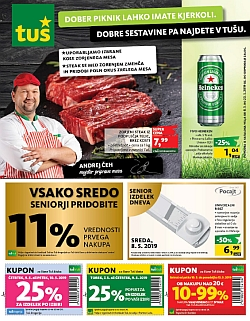 Tuš katalog trgovine in franšize do 20. 05.