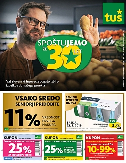 Tuš katalog trgovine in franšize do 03. 06.