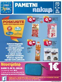 Eurospin katalog do 17. 07.