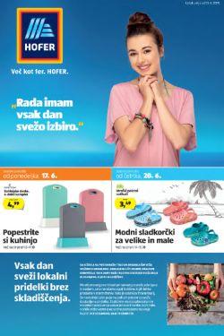 Hofer katalog od 13. 06.