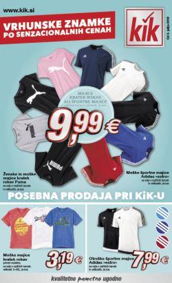 KIK katalog Posebna prodaja od 03. 07.
