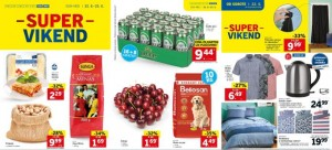 Lidl super vikend do 23. 06.