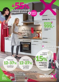 Momax katalog Kuhinje priznanih blagovnih znamk