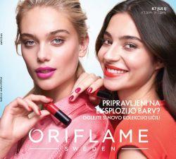 Oriflame katalog julij 2019