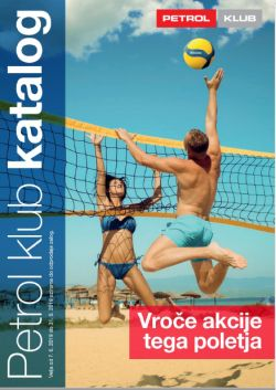 Petrol katalog Poletje 2019