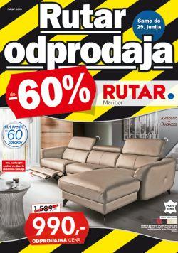 Rutar katalog Maribor Totalna odprodaja
