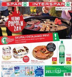 Spar in Interspar katalog do 24. 06.