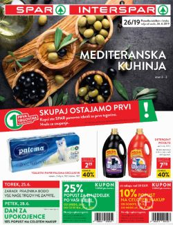 Spar in Interspar katalog do 02. 07.