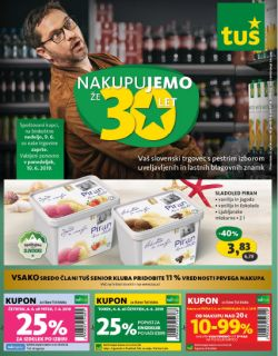 Tuš katalog trgovine in franšize do 17. 06.