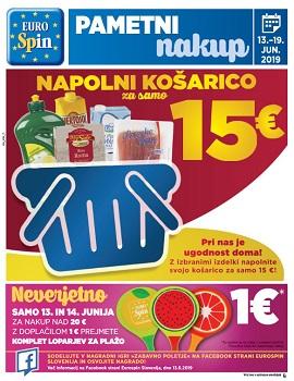 Eurospin katalog do 19.6.