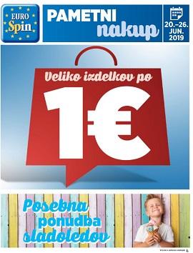 Eurospin katalog do 26.6.