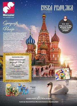 Mercator katalog Ruska pravljica