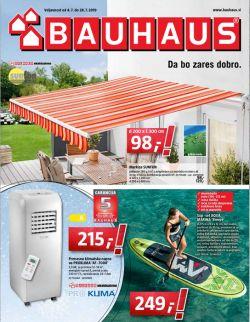 Bauhaus katalog do 28. 07.