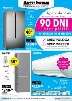 Harvey Norman katalog do 17. 07.