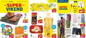 Lidl super vikend do 21. 07.