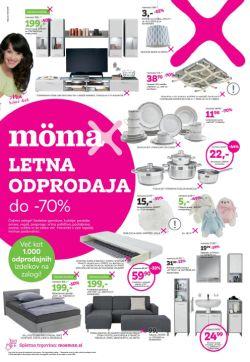Momax katalog Letna odprodaja do – 70 %