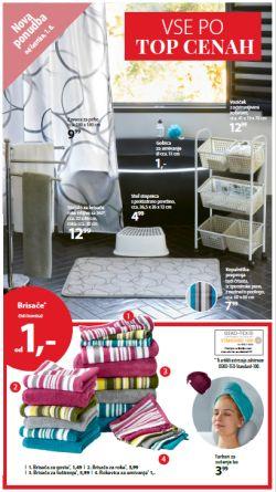 NKD katalog Vse po TOP cenah avgust