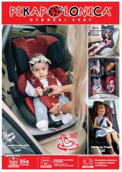 Pikapolonica katalog Otroška oprema