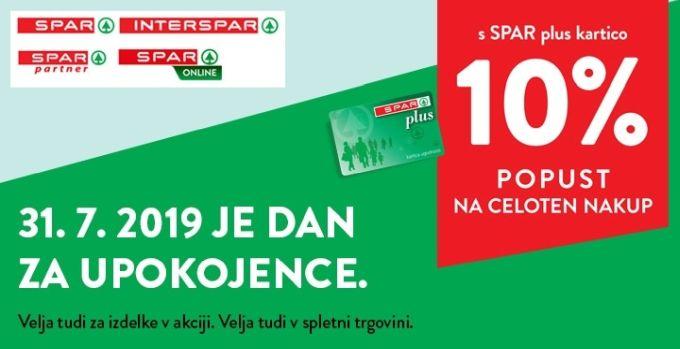 Spar in Interspar akcija