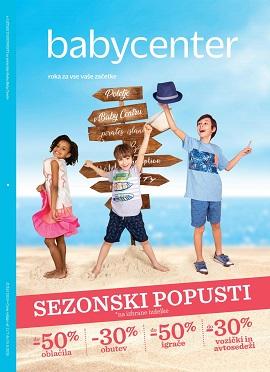 Baby Center katalog  do 15.8.