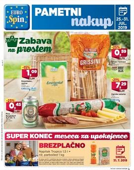 Eurospin katalog do 31.7.