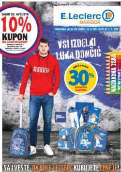 E Leclerc katalog Maribor do 01. 09.